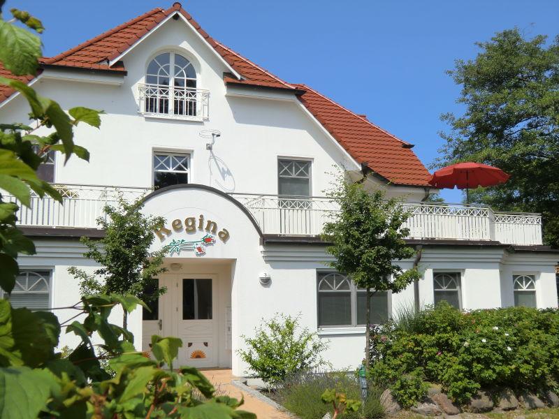 Ferienwohnung FW 2 Haus Regina