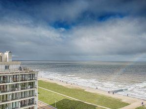 Ferienwohnung Sonnengelb mit Nordseeblick