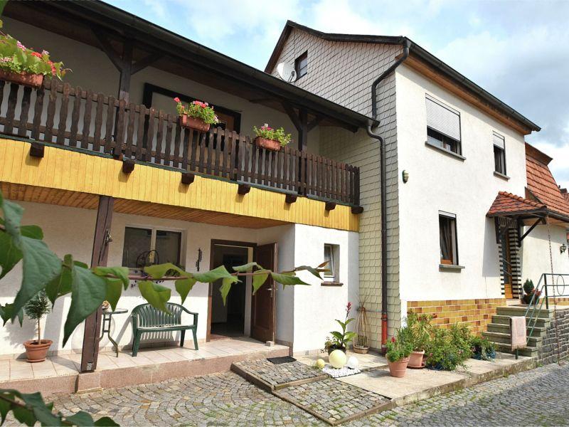 Ferienhaus Gleichamberg