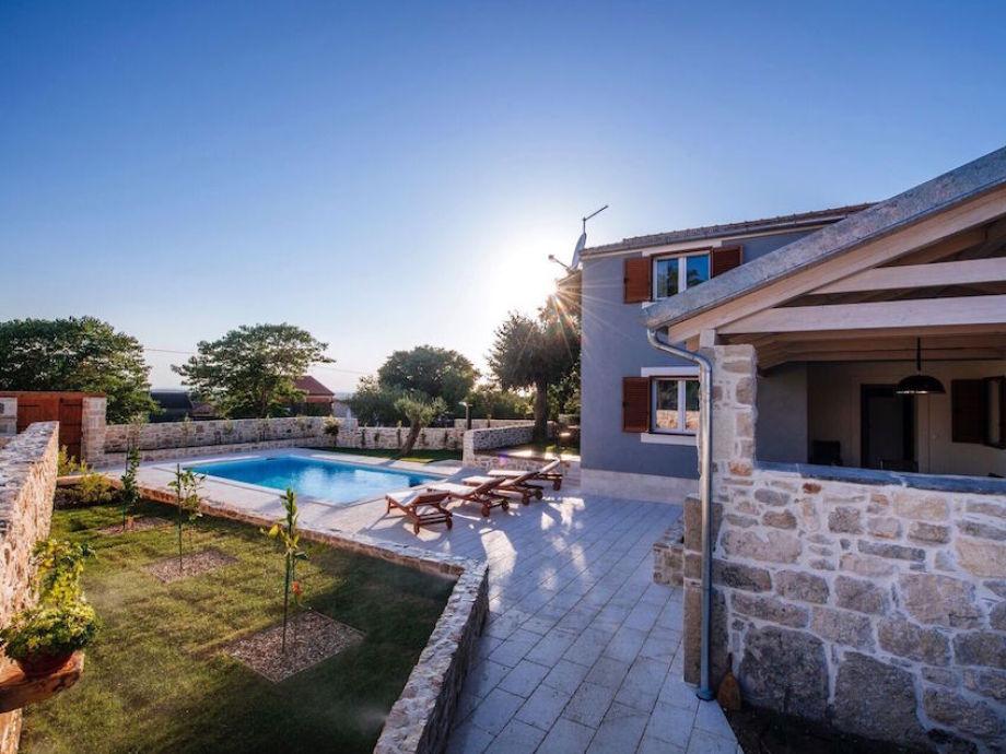 Außenaufnahme Villa Bandela