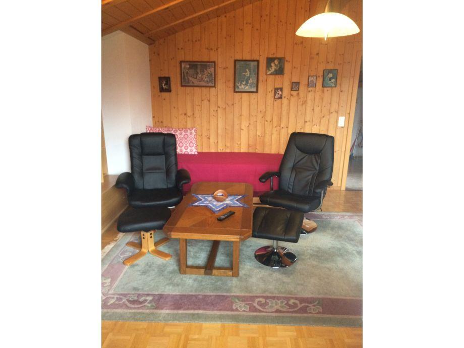 Ferienwohnung chalet rosenweg brienz am see frau ruth fl hmann - Sitzgruppe wohnzimmer ...
