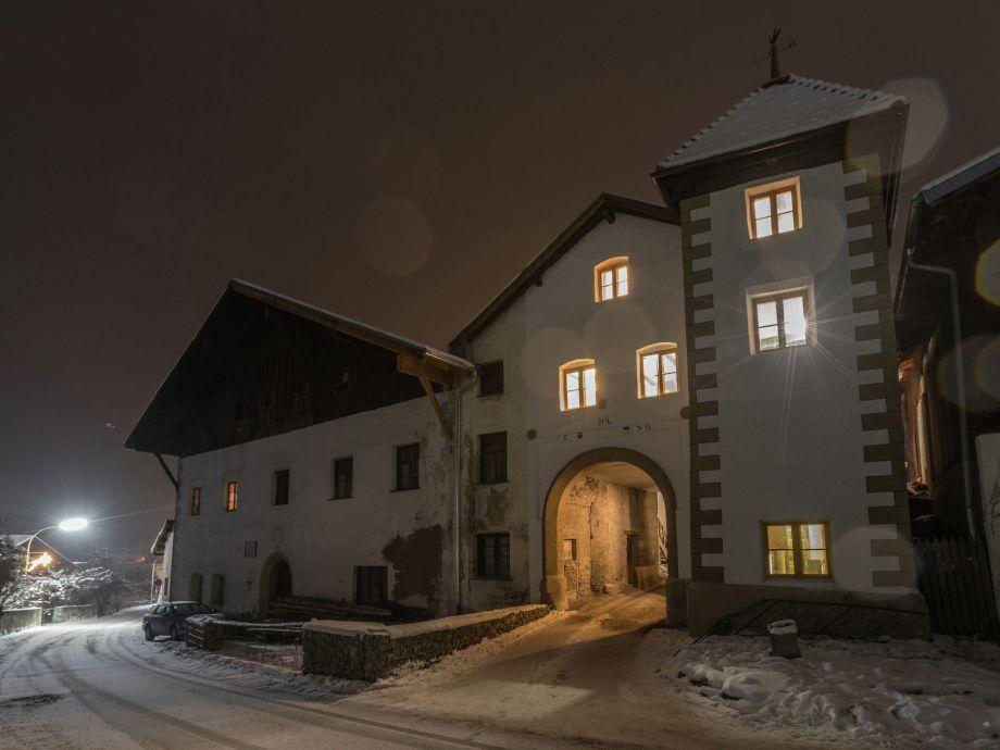 Außenaufnahme Schloss Sissi