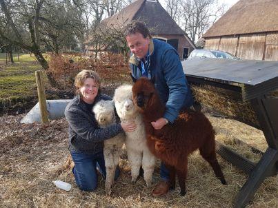 Ihr Gastgeber Jacco und Mara Houmes-Vlaander