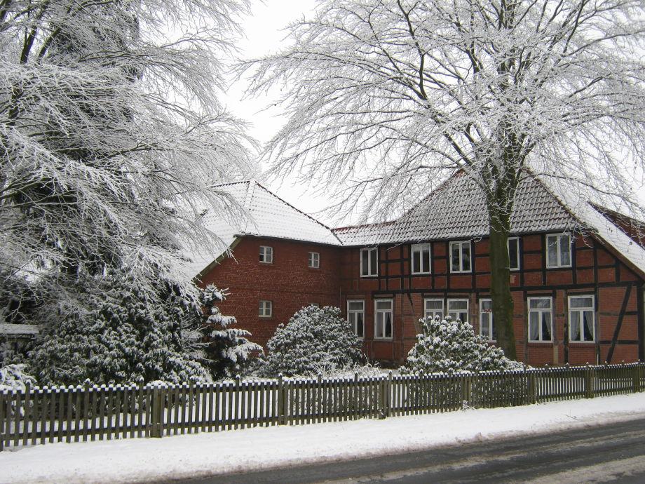 Krischanshof in winter