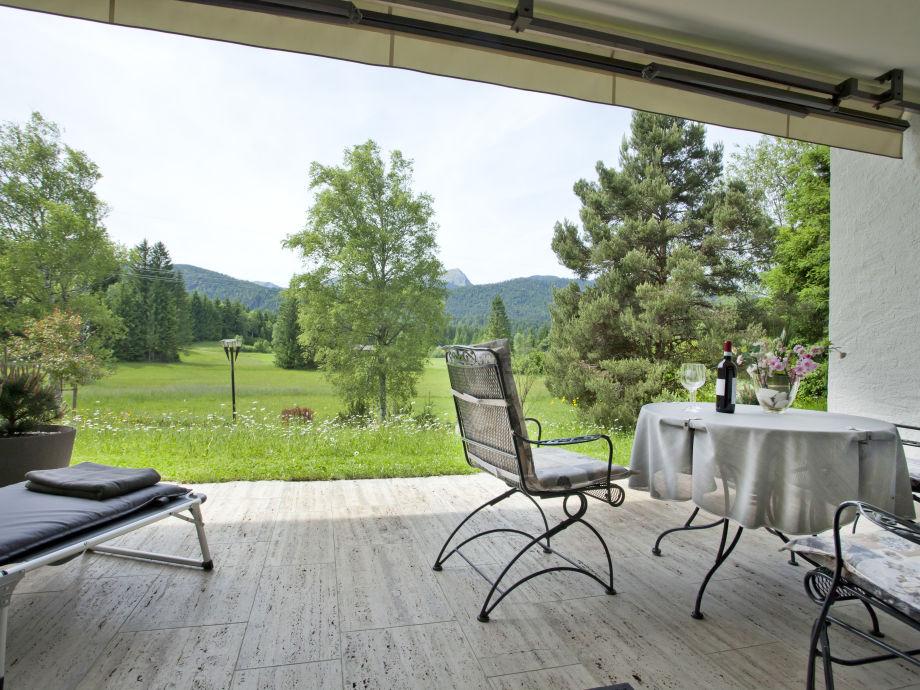 Ferienwohnung im Haus Auerhahn Bayern Zugspitzregion