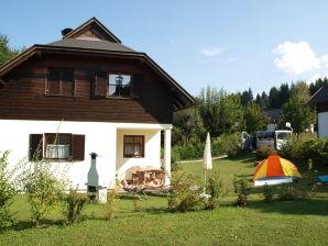 Ferienhaus direkt am Draustausee gelegen