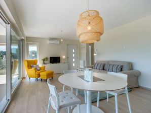 Holiday apartment Design and Beach