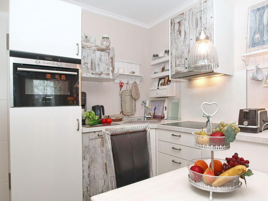 Küchenzeile Mit Geschirrspüler Und Kühlschrank ~ ferienwohnung 04 in der villa sanddorn, ostsee,börgerende