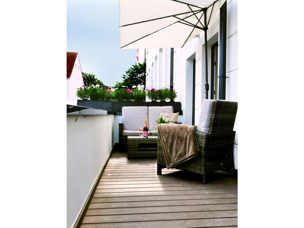 Ferienwohnung Passepartout 1. OG / 2 Schlafzimmer, Norderney ...