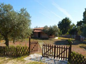 Ferienwohnung Villa Hippokrates in Vourvourou Blaue Lagune