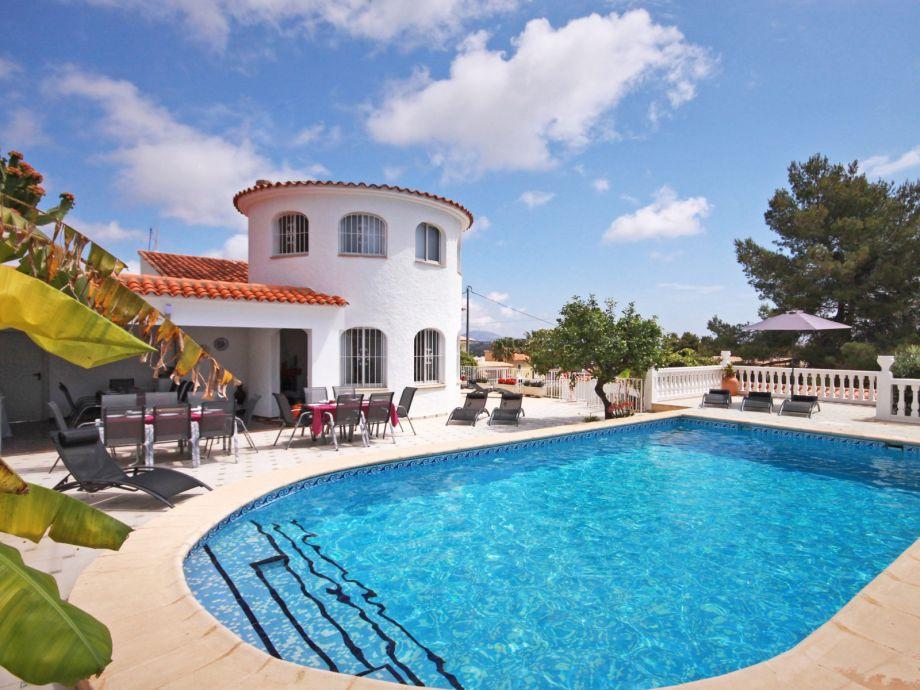 Villa Benicuco24 mit Pool