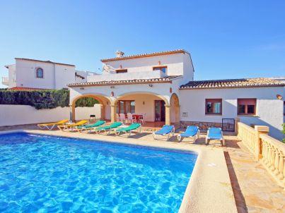 Villa Diego - A escasos metros de la playa