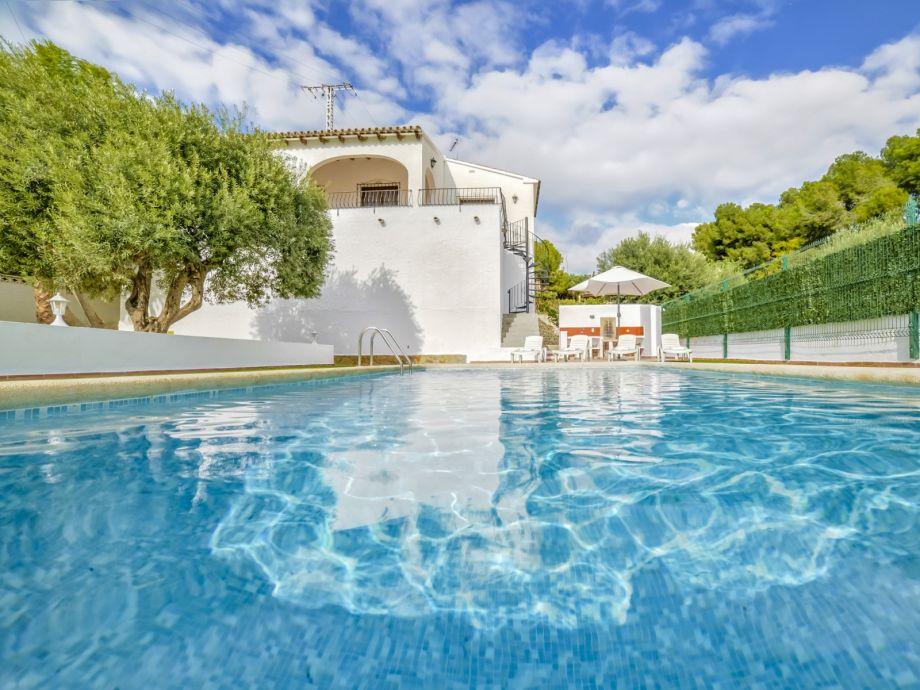 Villa Guixa mit Pool