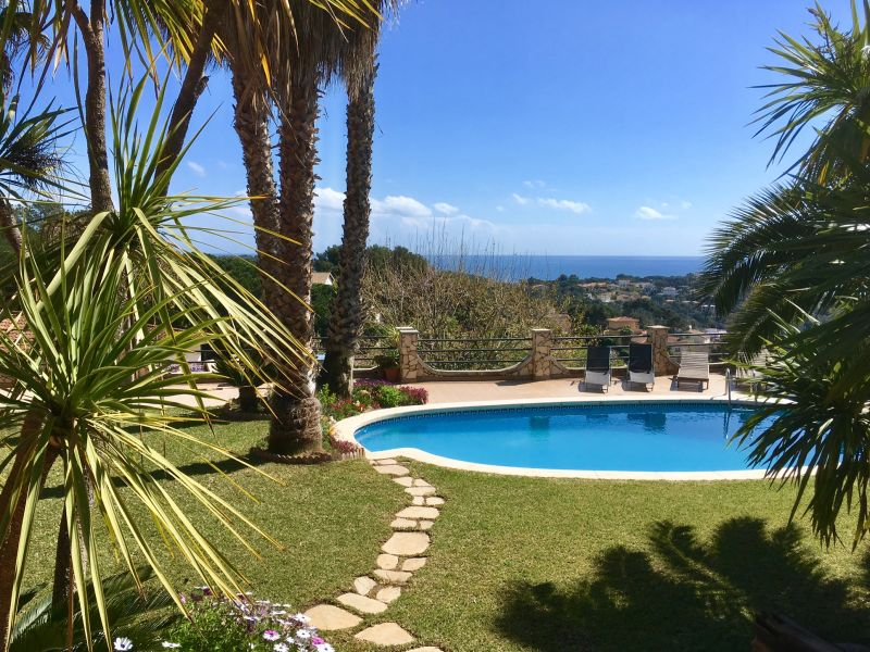 Ferienwohnung Villa Las Palmeras