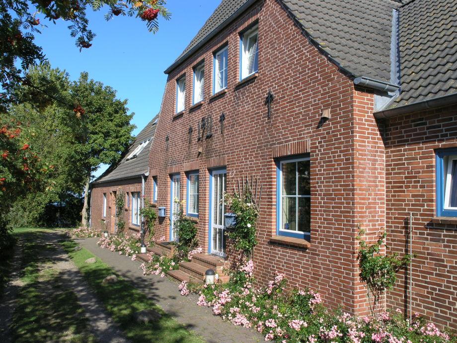 Insel-Suite Amrum im Cottage, der alten Dorfschule