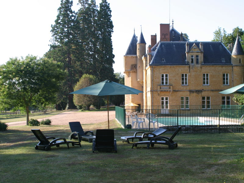 Schloss Chateau de Pontamailly