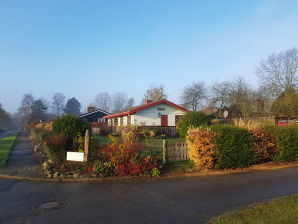 Ferienhaus Flintholmhus am Ostseestrand