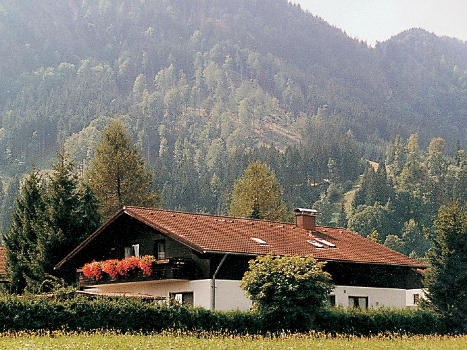 Haus Gröger mit Balkon Falkenstein
