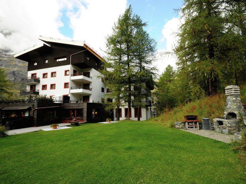 Ferienwohnung Residenza Cervinia Bilo Piano Cinque