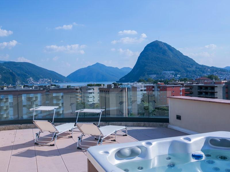 Apartment La perla del Ticino Attico - 2070