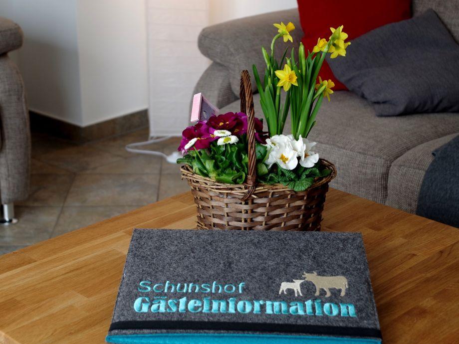 Gästeinformation