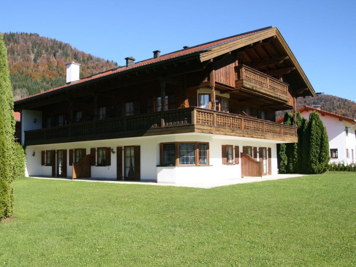 Ferienwohnung Haus Enzian Reit im Winkl Firma AML
