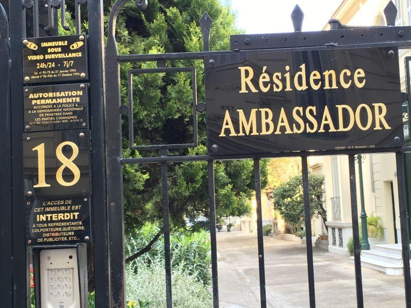Ferienwohnung Palais Ambassador Nice