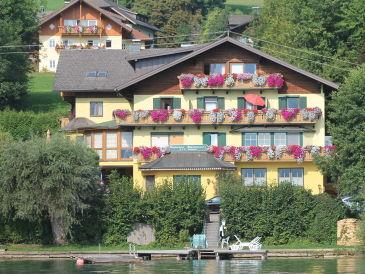 Ferienwohnung 202 mit Loggia und Seeblick 40qm
