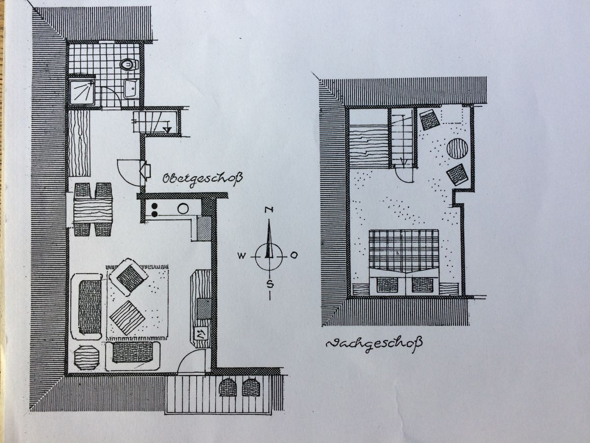 apartment 4 im haus wisbek sylt frau gisela lindemann rathjen. Black Bedroom Furniture Sets. Home Design Ideas