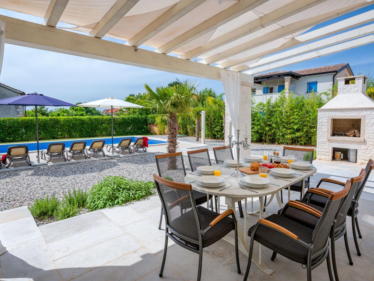 Villa Lavandula Mit Swimmingpool Kastelir Firma Casa