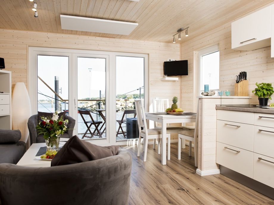 Küchenpantry hausboot v heiligenhafen ostsee firma hausboot gmbh