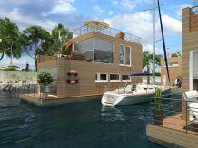Hausboot Haus im Meer im OstseeResort Olpenitz