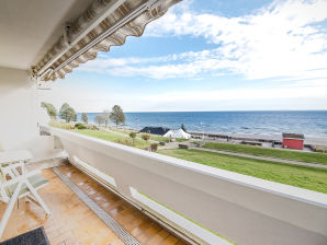 Ferienwohnung mit Traumblick auf die Ostsee