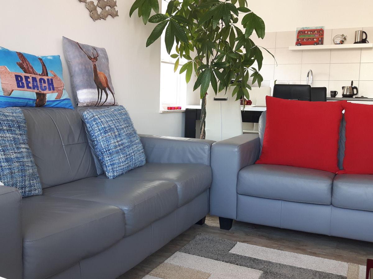 Ferienwohnung goody nord holland zandvoort firma goede for Sofa 8 personen