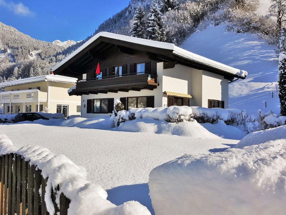 Winter - Ferienhaus Schweinöster - Lofer