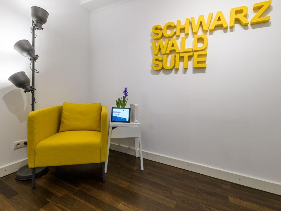 Ausstattung Schwarzwald Suite