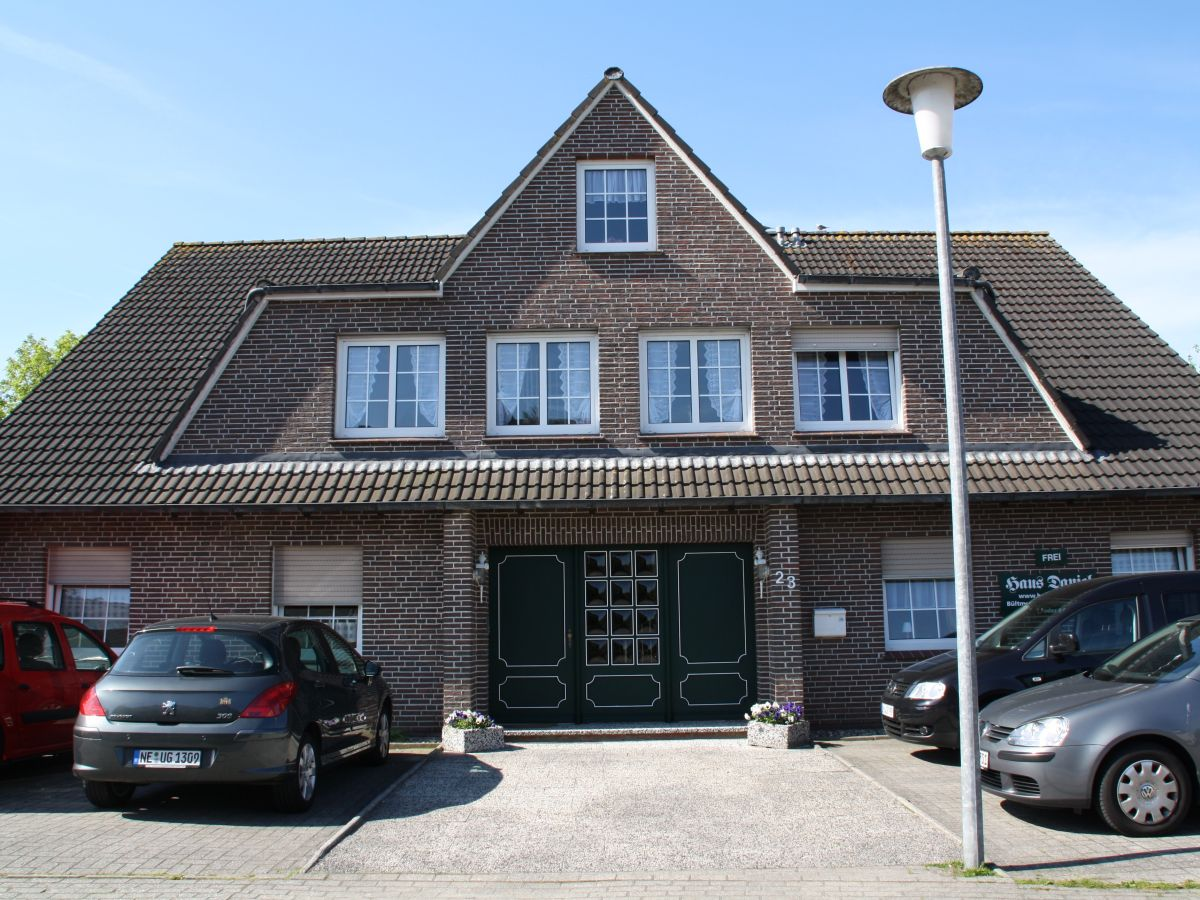 Ferienwohnung 1 Haus Daniel Neuharlingersiel Frau Anne