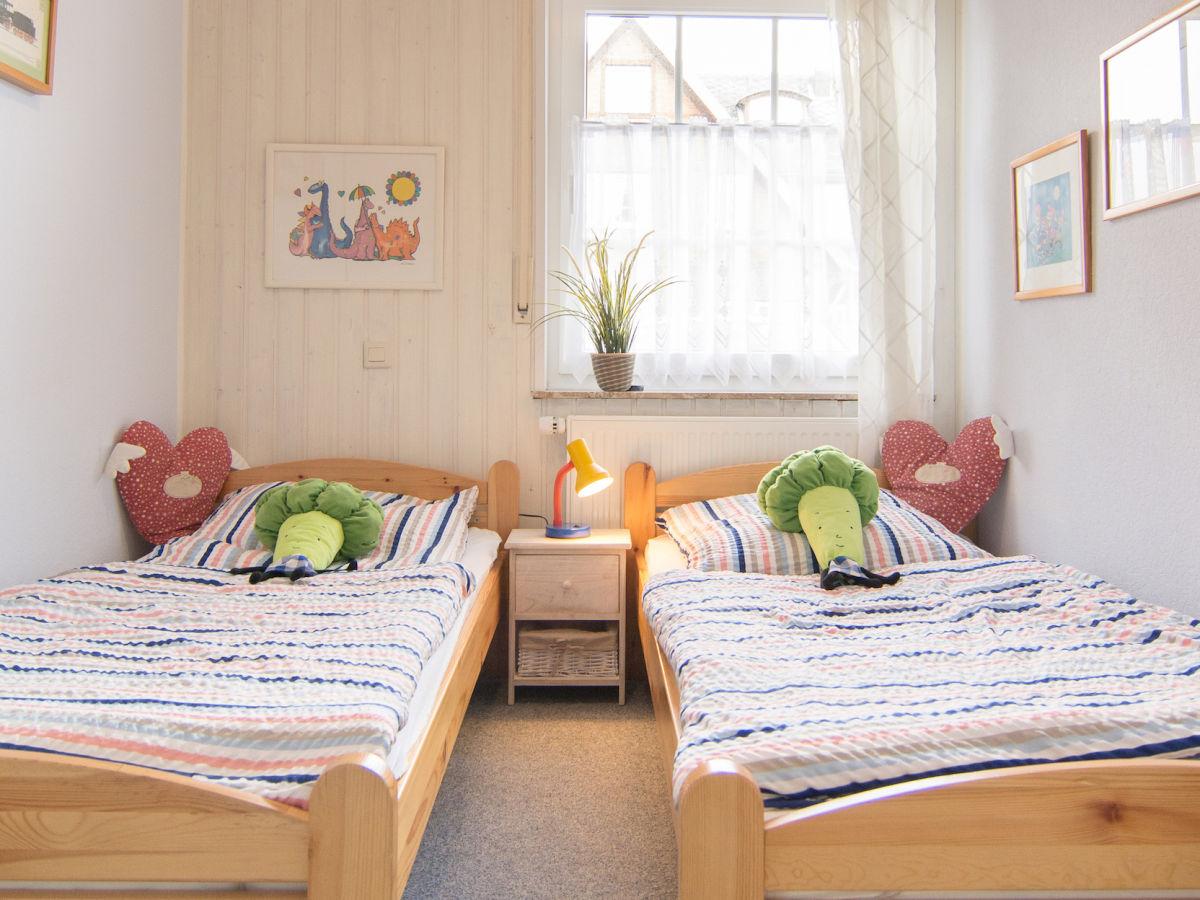 Ferienwohnung 1 Haus Daniel Wittmund & Umgebung