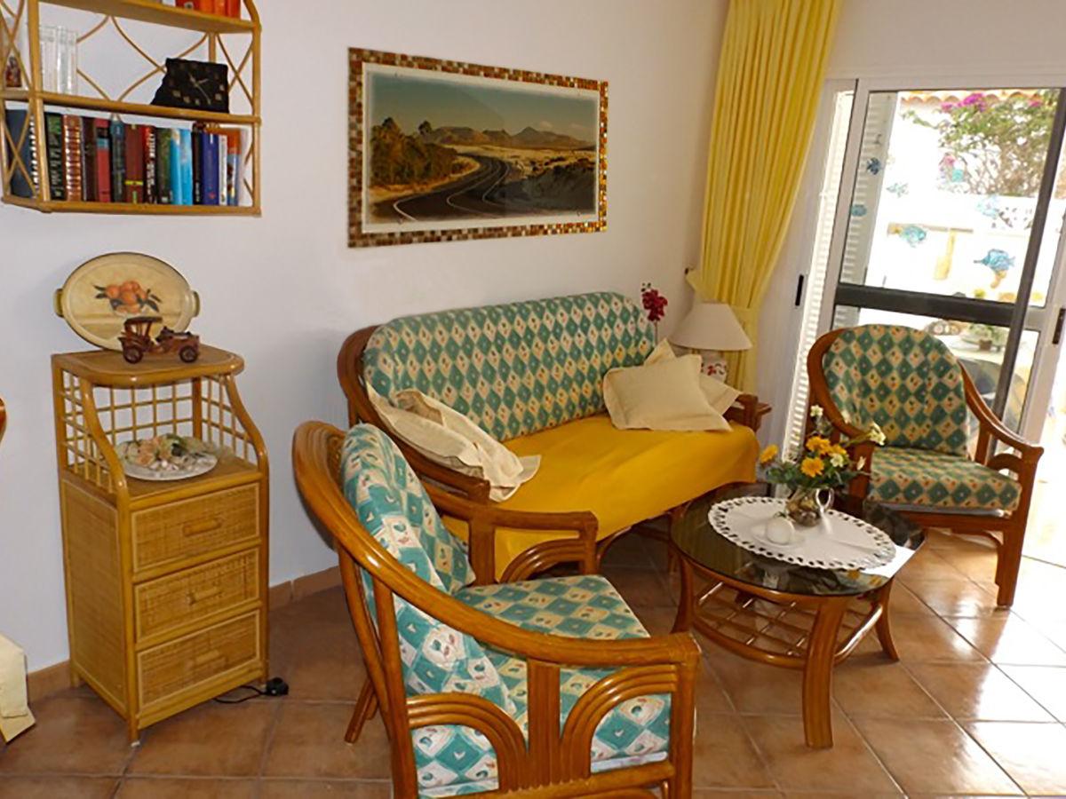 Ferienwohnung el patio costa calma herr gerd michael kreuzer - Sitzgruppe wohnzimmer ...