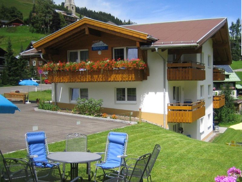 Holiday apartment 1 in Hause Walser Berge