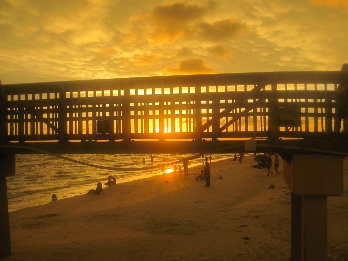 Sonnenaufgang Fort Myers Beach