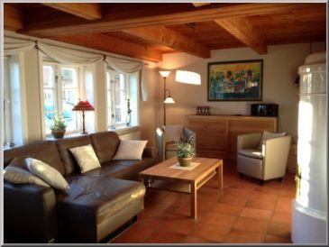 Komfortables Ferienhaus in Oldsum