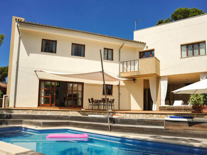 Villa Santa Ponsa Nova ID 2620