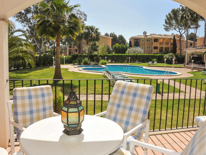 Ferienwohnung In Santa Ponsa ID2586