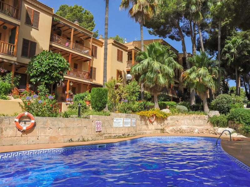 Ferienwohnung in Santa Ponsa ID 2614