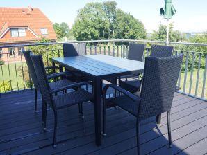 Ferienwohnung Mit Ostseeblick XL