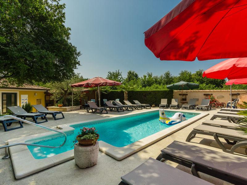 Ferienwohnung Oliveto in der Residence Felix
