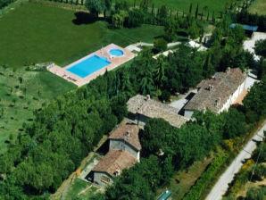 Ferienwohnung Landhaus Le Gorghe