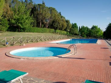 Holiday apartment Country House Le Gorghe