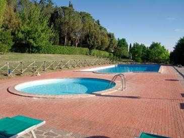 Ferienwohnung Landhaus Frantoio